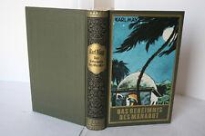Karl May Verlag Bamberg - Band 57 Das Geheimnis des Marabut - TOP Exemplar