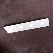 PLAFONIERA RETTANGOLARE TOP LIGHT MODELLO AREA 1127/PL4R LED