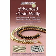 Beadalon Books-advanced Chain Maille