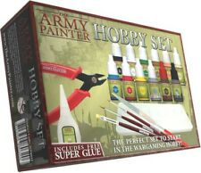 The Army Painter - Hobby Set - 12 Paints - Factory Sealed - Free Shipping