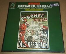 Plasson/Mesple OFFENBACH Orpheus in the Underworld - Angel SZCX-3886 SEALED