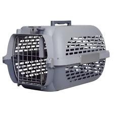 Plastic Air Flight Car Cargo Travel Puppy Dog Cat Pet Animal Carrier Crate Box