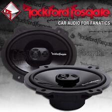 "Rockford Fosgate Punch P1 P1683 15x20cm (6x8"") oval Triax Lautsprecher Paar"