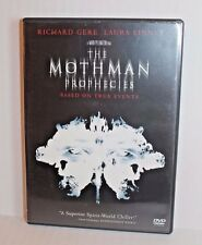 The Mothman Prophecies (DVD, 2002) Richard Gere & Laura Linney