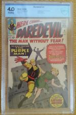 Daredevil #4 (Marvel, 10/64) CBCS 4.0 VG (1st appearance of The Purple Man)