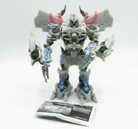 """Transformers Movie Megatron Leader Class Action Figure 9"""" 2007 Free Shipping"""