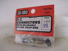 Du Bro E-Z Connectors  cat No 121
