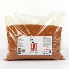 EAT Barbecue Rod Gray Zero to Hero BBQ Rub Seasonging - 5 lb