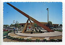 "Sun City Az 1974 (Maricopa Co) Sundial Recreation Center, people, cars, 4"" X 6"""