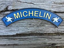 Vintage Style Michelin Sign *Cast Iron* Great Gift for Man Cave  *Free Postage*