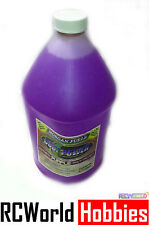 COOL POWER SYNTHETIC MULTI-VISCOSITY 3.78 LITRE PURPLE OIL MORGAN FUEL RCWorl...