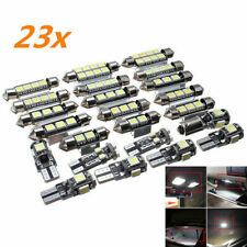 23 Canbus LED Car Interior Inside Light Dome Trunk Map License Plate Lamp Bulb X