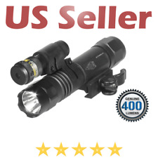 UTG Leapers Tactical Gen 2 Light Red Laser Combo with Integral Mounting Deck