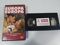 EUROPA EUROPA CINTA TAPE VHS COLECCIONISTA EDIC ESPAÑOLA MARCO HOFSCHNEIDER