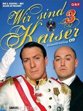 WIR SIND KAISER 3 (Robert Palfrader, Rudi Roubinek) OVP