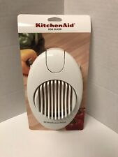 New KitchenAid White Egg Slicer