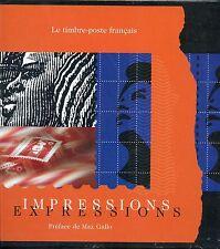 BLOC KANDINSKY Inséré dans le Livre Timbres Postes Francais ANNEE 2003 MAX GALLO