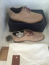Vans Vault Taka Hayashi (TH) Derby Classic Taupe (Beige) Used Size 9.5 Supreme