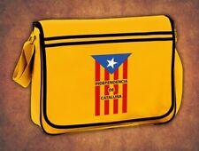 Catalonia Catalan Catalunya Independence Barcelona Espana Messenger Shoulder Bag