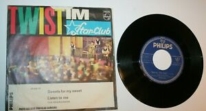 """THE SEARCHERS  7""""   Sweets for my Sweet       Twist im Star-Club  BEAT PHILIPS"""