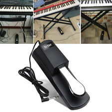 Yamaha Casio Roland Keyboard Damper Sustain Pedal Piano Foot Switch For Electric