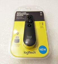 Logitech Wireless Presenter R500 schwarz, USB - 910-005386 (NEU, OVP)