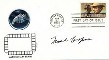 Frank Capra- Signed First Day Cover