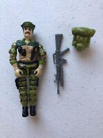 GI Joe 1986 Leatherneck v1 Marine Hasbro Action Figure Complete