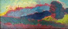 DAWN IN UTIK,Armenia 1986,Oil Painting,KAREN SMBATYAN,Armenian Art,Smpadian