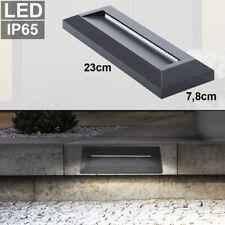Applique Murale LED Imperméable Eclairage Extérieur Lampe de Jardin Spot Lxh