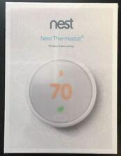 Nest WiFi Thermostat E (White) T4000ES brand new in the box!!!