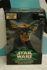 Star Wars Stap with Battle Droid Sneak Preview Figure