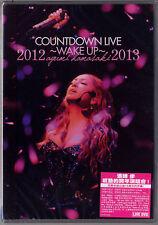 Ayumi Hamasaki: Countdown Live 2012 2013 Wake up (2013) Japan / Dvd Taiwan
