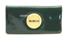MIMCO MIM LEATHER WALLET IN SPRUCE GREEN BNWT RRP$149