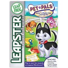 Pet Pals (Leapster) PRE K - 1ST GRADE LEAP FROG ADOPT A NEW PLAYFUL PET