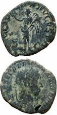 ROMAN BRONZE SESTERTIUS SEVERUS ALEXANDER VICTORIA AVGUSTI S C 222-235 AD ROME