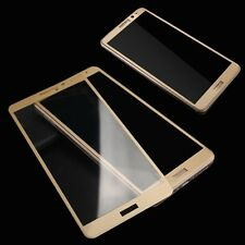 Full Tempered Glass 0,26 mm Thin H9 Gold For Huawei Honor 8 Pro Case Cover New
