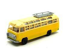 VEB Modell 1:87   Ikarus 311 Reisebus - creme/gelb