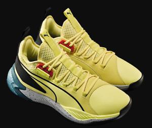 A-51  Puma Uproar Hybrid Court Thunder Basketball Shoes For Men Size 12