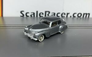 Charcoal Metallic Lincoln Body #1369 Custom Body(ONLY) for Aurora Tjet Type Chas