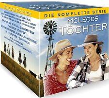 McLEODS TÖCHTER, Die komplette Serie (59 DVDs) NEU+OVP