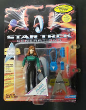 "Generations Dr Beverly Crusher Star Trek 1994 5"" Playmates Star Trek Unopened"