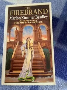 The Firebrand, Marion Zimmer Bradley, Used; Paperback Book