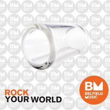 Ernie Ball 4229 Slide Guitar Slider Glass Large Pyrex 69mm Long 4mm Thick