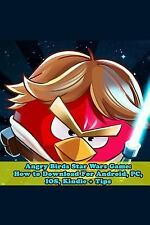 ANGRY BIRDS STAR WARS GAME - HIDDENSTUFF ENTERTAINMENT (COR) - NEW PAPERBACK BOO