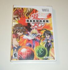 Bakugan Battle Brawlers BRAND NEW SEALED GAME for Nintendo Wii system - KIDS