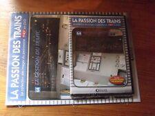 $$$ Fascicule + DVD La passion des trains N°64 La gestion du trafic