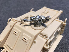 Warhammer 40k Space Marine Rhino Crew Rogue Trader Metal Oop Gw 88'