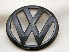 VW Golf 7 VII GTI ,GTD,R Turbo  Logo Zeichen Emblem Deepblack Perl LC9X