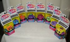 #10254 NRFB Hasbro Set of 8 Yellies! Spiders